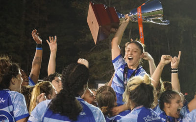 San Diego Surfers Claim the 2018 WPL Title