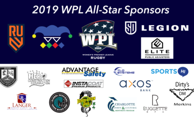 WPL Line-ups Set for First 2019 All-Star Matches